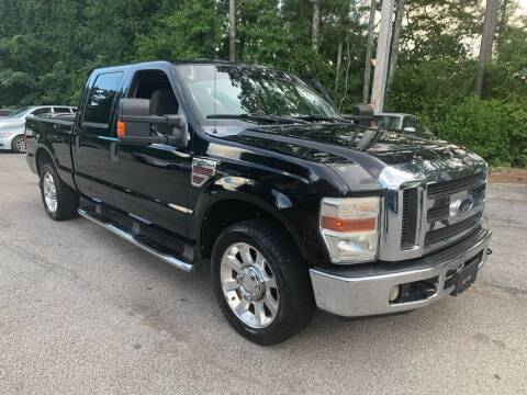 2010 Ford F-250 Super Duty for sale at Philip Motors Inc in Snellville GA