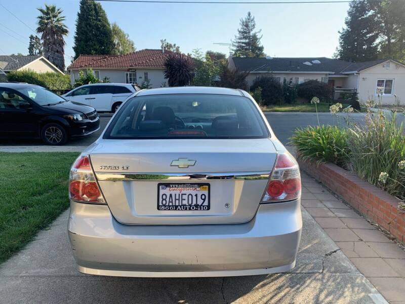 2009 Chevrolet Aveo LT 4dr Sedan w/2LT - Fremont CA