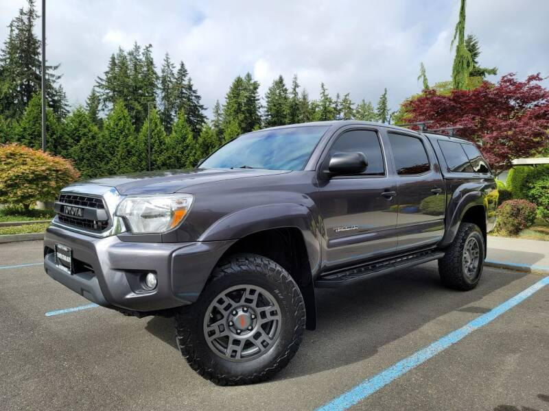 2014 Toyota Tacoma for sale at Silver Star Auto in Lynnwood WA