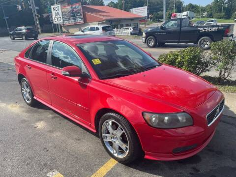 2007 Volvo S40 for sale at Trocci's Auto Sales in West Pittsburg PA