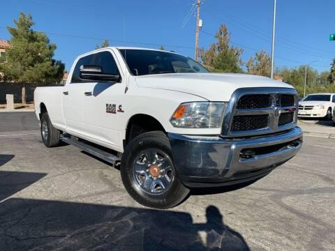 2015 RAM Ram Pickup 2500 for sale at Boktor Motors in Las Vegas NV