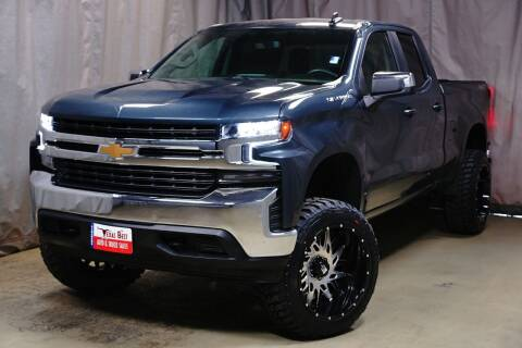 2020 Chevrolet Silverado 1500 for sale at Fincher's Texas Best Auto & Truck Sales in Houston TX