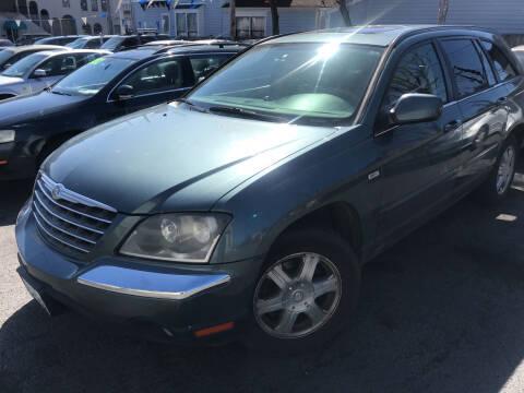 2006 Chrysler Pacifica for sale at American Dream Motors in Everett WA