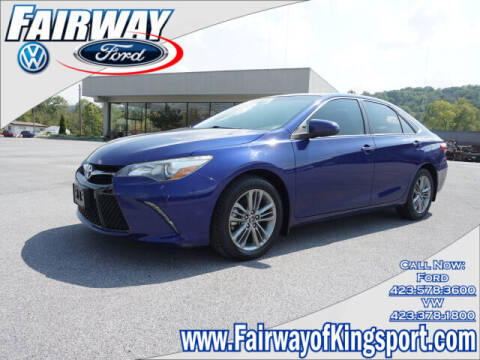 2016 Toyota Camry for sale at Fairway Ford in Kingsport TN
