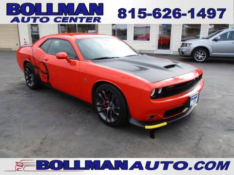 2020 Dodge Challenger for sale at Bollman Auto Center in Rock Falls IL