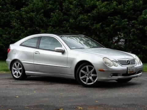 2002 Mercedes-Benz C-Class for sale at Classic Car Deals in Cadillac MI
