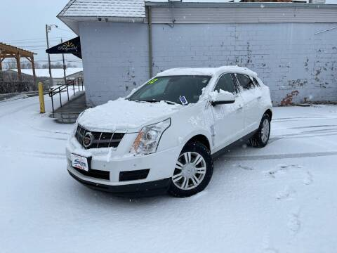 2012 Cadillac SRX for sale at Santa Motors Inc in Rochester NY