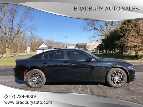 2015 Dodge Charger for sale at BRADBURY AUTO SALES in Gibson City IL