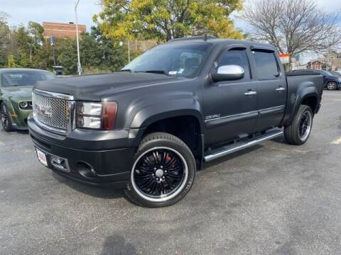 2012 GMC Sierra 1500 for sale at Sonias Auto Sales in Worcester MA