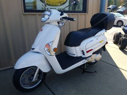 2020 Kymco Like 200 SE i for sale at W V Auto & Powersports Sales in Cross Lanes WV