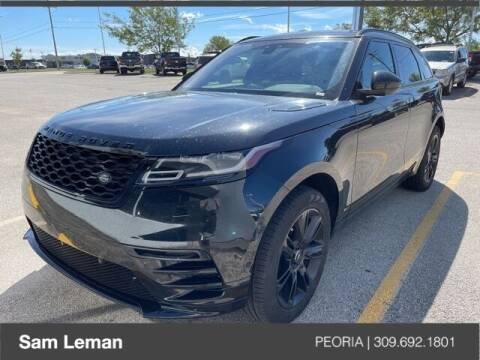 2019 Land Rover Range Rover Velar for sale at Sam Leman Chrysler Jeep Dodge of Peoria in Peoria IL