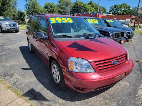 2004 Ford Freestar for sale at JJ's Auto Sales in Independence MO