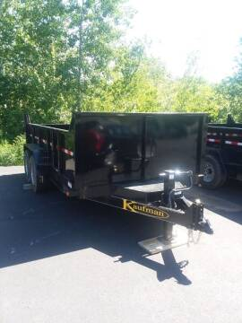2021 Kaufman XS-14 7x14 Dump Trailer for sale at Mascoma Auto INC in Canaan NH