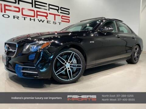 2018 Mercedes-Benz E-Class for sale at Fishers Imports in Fishers IN