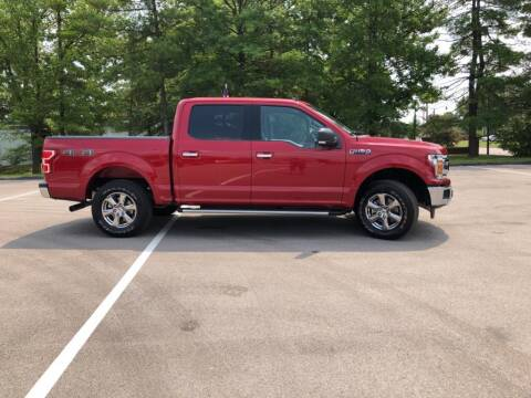 2020 Ford F-150 for sale at St. Louis Used Cars in Ellisville MO