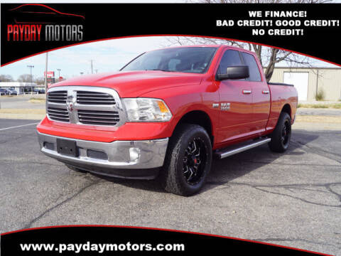 2014 RAM Ram Pickup 1500 for sale at Payday Motors in Wichita And Topeka KS