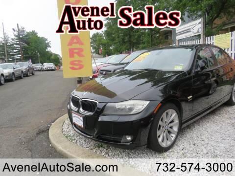 2011 BMW 3 Series for sale at Avenel Auto Sales in Avenel NJ
