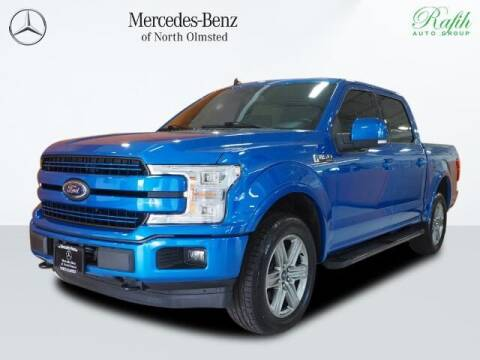 2019 Ford F-150 for sale at Mercedes-Benz of North Olmsted in North Olmstead OH