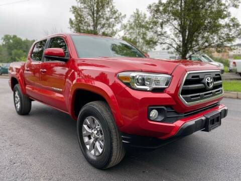 2017 Toyota Tacoma for sale at HERSHEY'S AUTO INC. in Monroe NY