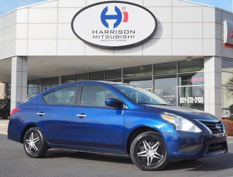 2018 Nissan Versa for sale at Harrison Imports in Sandy UT