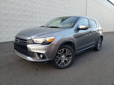 2019 Mitsubishi Outlander Sport for sale at Positive Auto Sales, LLC in Hasbrouck Heights NJ