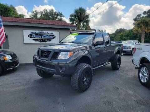 2012 Nissan Frontier for sale at Lake Helen Auto in Orange City FL