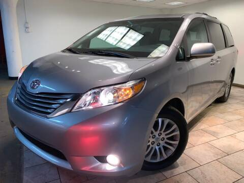 2017 Toyota Sienna for sale at EUROPEAN AUTO EXPO in Lodi NJ
