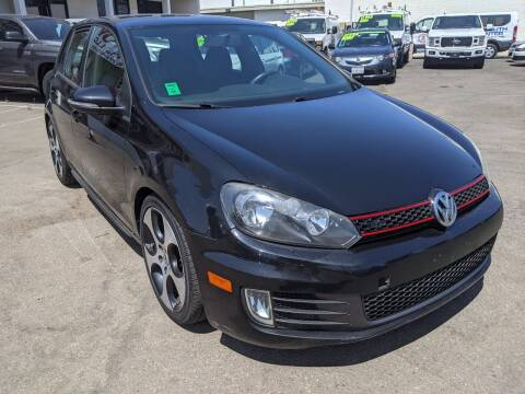 2011 Volkswagen GTI for sale at Convoy Motors LLC in National City CA