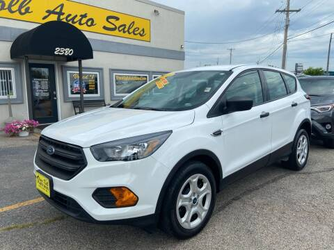 2019 Ford Escape for sale at Vince Kolb Auto Sales in Lake Ozark MO