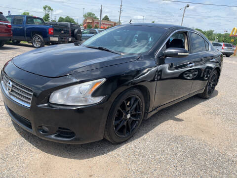 2011 Nissan Maxima for sale at Safeway Auto Sales in Horn Lake MS
