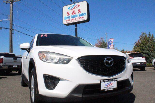 2014 Mazda CX-5 for sale at S&S Best Auto Sales LLC in Auburn WA