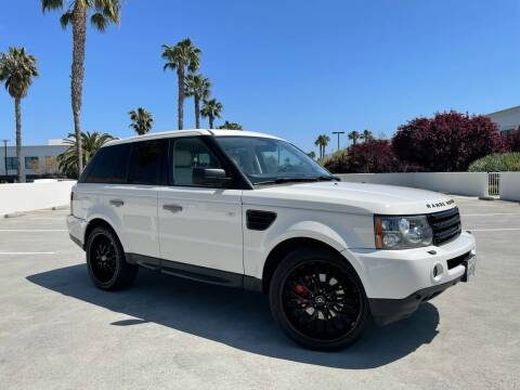 2009 Land Rover Range Rover Sport for sale at OPTED MOTORS in Santa Clara CA
