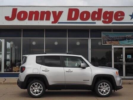 2019 Jeep Renegade for sale at Jonny Dodge Chrysler Jeep in Neligh NE