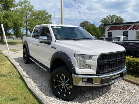 2015 Ford F-150 for sale at Beach Auto Brokers in Norfolk VA