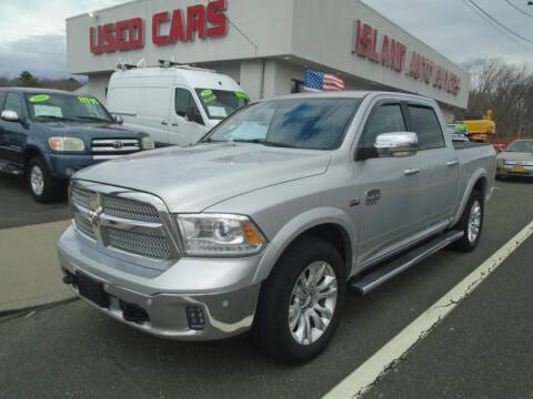 2014 RAM Ram Pickup 1500 for sale at Island Auto Buyers in West Babylon NY