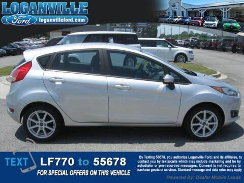 2019 Ford Fiesta for sale at Loganville Ford in Loganville GA