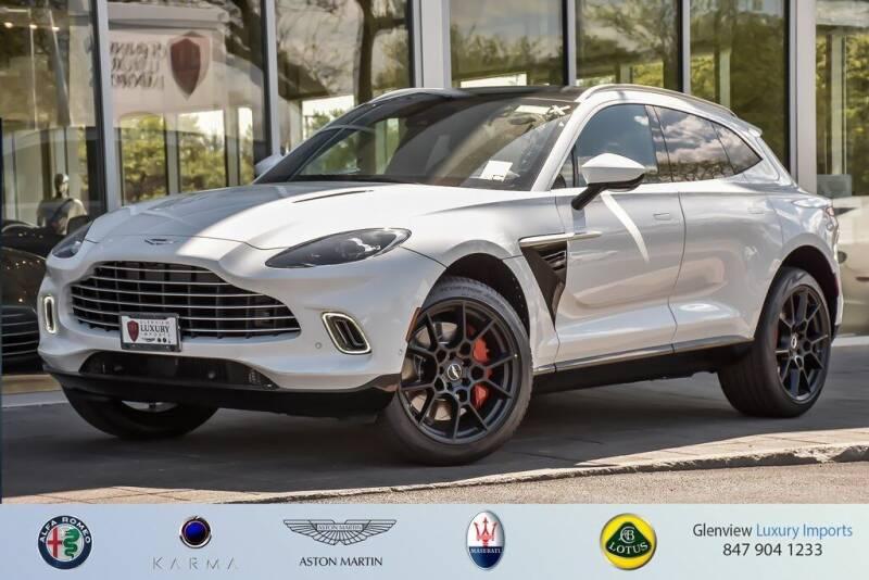 2021 Aston Martin DBX for sale in Glenview, IL