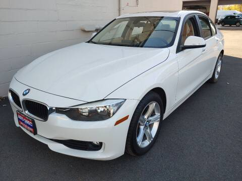 2015 BMW 3 Series for sale at Auto Direct Inc in Saddle Brook NJ