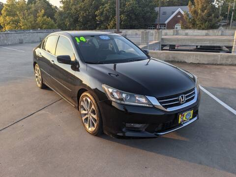 2014 Honda Accord for sale at QC Motors in Fayetteville AR