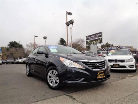 2013 Hyundai Sonata for sale at Save Auto Sales in Sacramento CA