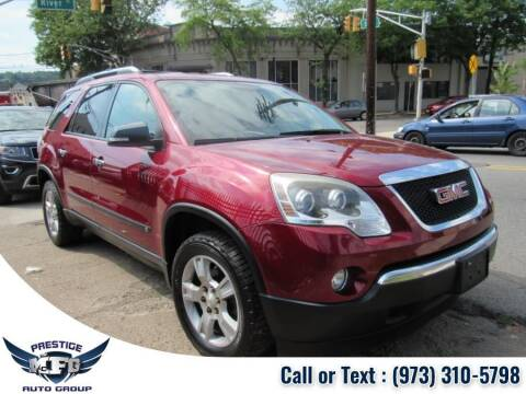 2009 GMC Acadia for sale at MFG Prestige Auto Group in Paterson NJ