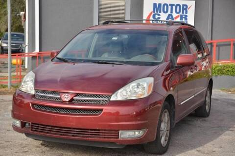 2004 Toyota Sienna for sale at Motor Car Concepts II - Kirkman Location in Orlando FL