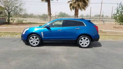 2010 Cadillac SRX for sale at Ryan Richardson Motor Company in Alamogordo NM
