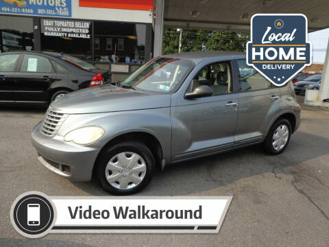 2008 Chrysler PT Cruiser for sale at Penn American Motors LLC in Allentown PA