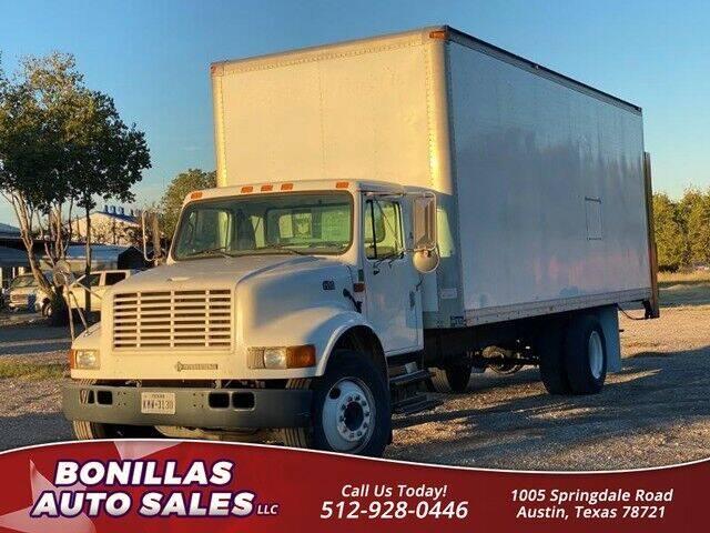 2000 International 4700 for sale at Bonillas Auto Sales in Austin TX