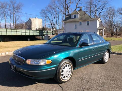 1998 Buick Century for sale at Mula Auto Group in Somerville NJ