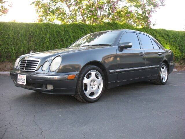 2000 Mercedes-Benz E-Class for sale at Mrs. B's Auto Wholesale / Cash For Cars in Livermore CA