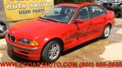 2000 BMW 3 Series for sale at East Coast Auto Source Inc. in Bedford VA