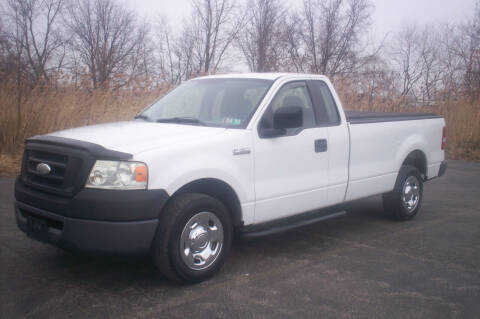 2008 Ford F-150 for sale at Action Auto Wholesale - 30521 Euclid Ave. in Willowick OH