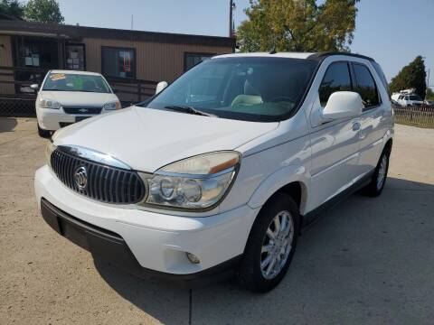 2006 Buick Rendezvous for sale at Kachar's Used Cars Inc in Monroe MI
